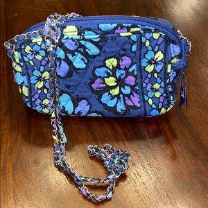 Vera bradley crossbody mini hipster bag